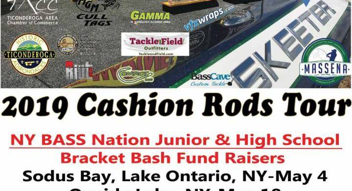 2019 Cashion Rods Tour