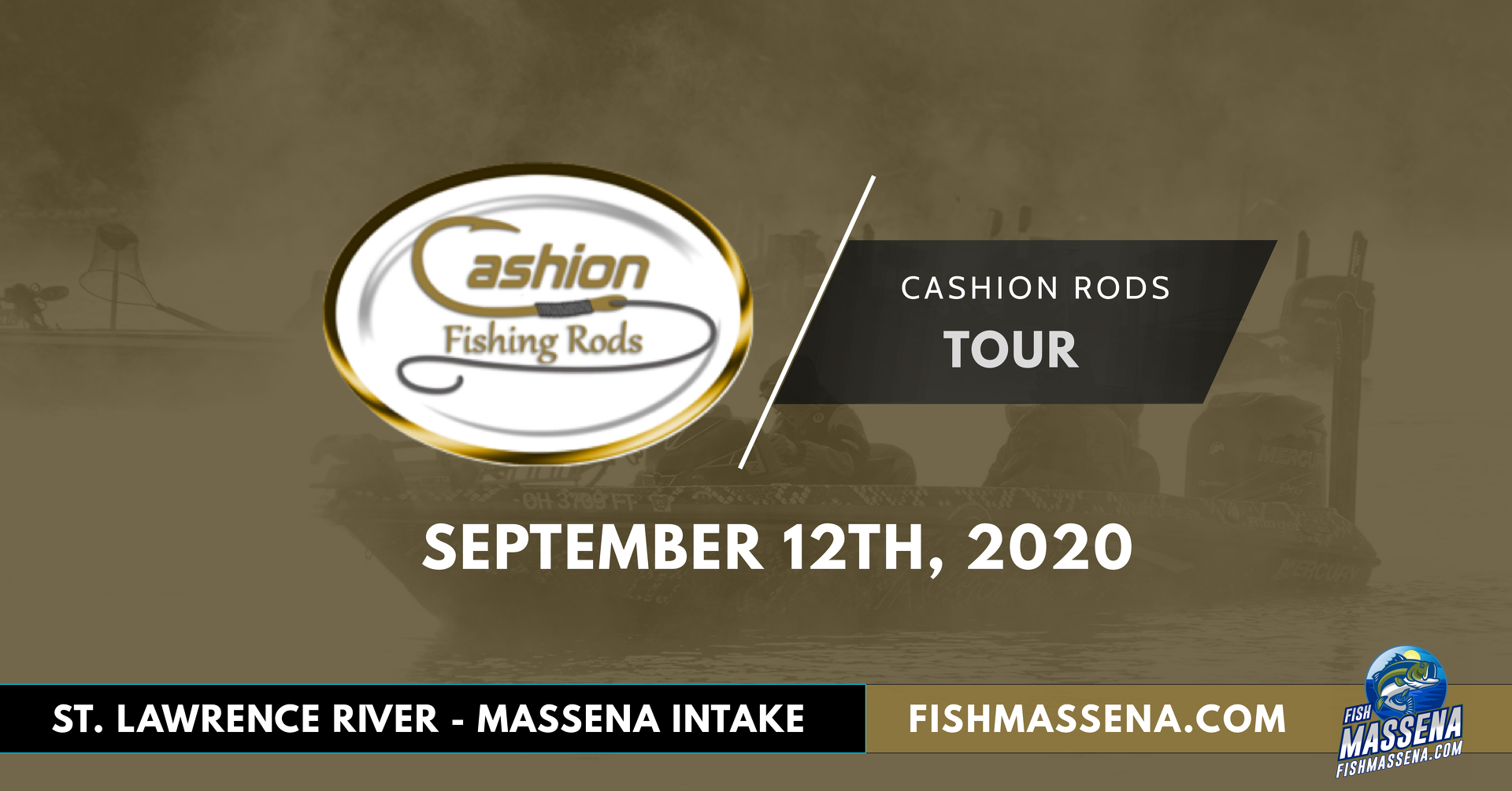 Cashion Rods Tour