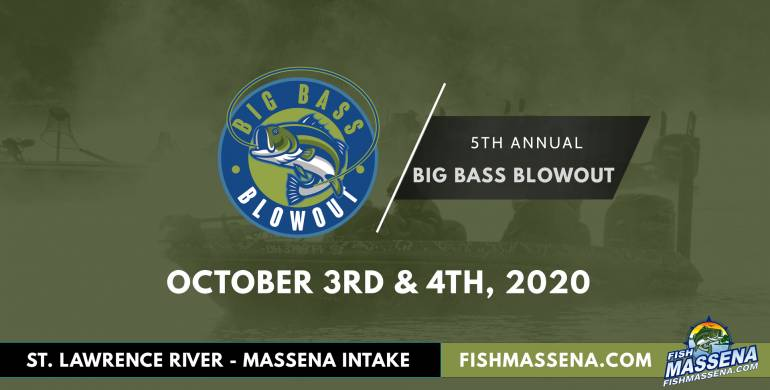5th Annual Big Bass Blowout
