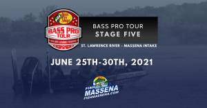 2021 Bass Pro Tour Stage Five